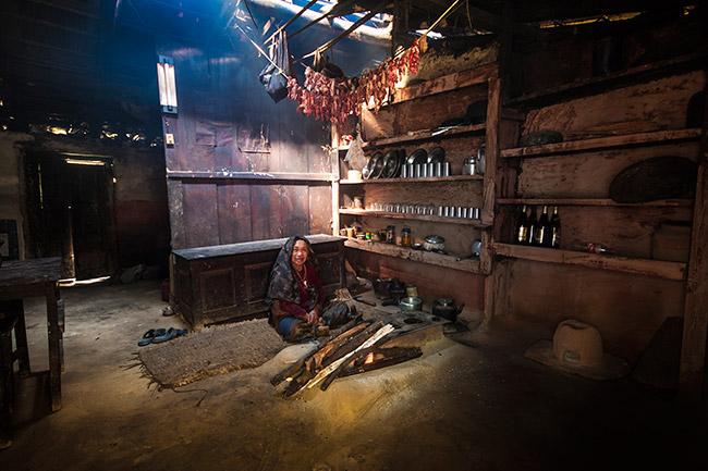 Cocinas de Nepal