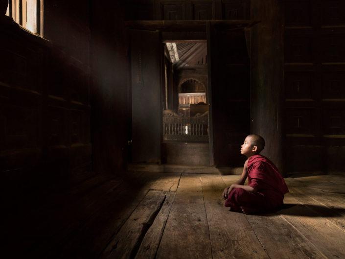 monje-birmania