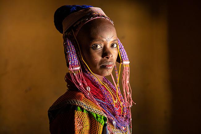 Fulani Borgou